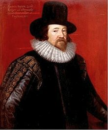 Sir Francis Bacon by Pourbus