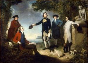 Mortimer_-_Captain_James_Cook,_Sir_Joseph_Banks,_Lord_Sandwich,_Dr_Daniel_Solander_and_Dr_John_Hawkesworth