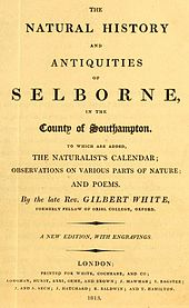 White's_Selborne_1813_title_page_(detail)