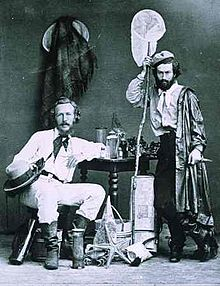 220px-Ernst_Haeckel_and_von_Miclucho-Maclay_1866